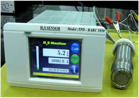 H2S Sensor