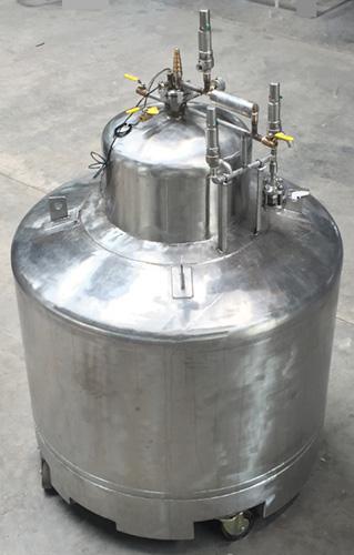 1000L Liquid Helium receiver Dewar
