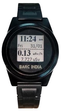 Radiation Monitoring Watch
