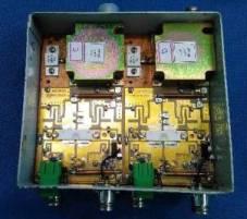 RF amplifier module at 505.8 MHz