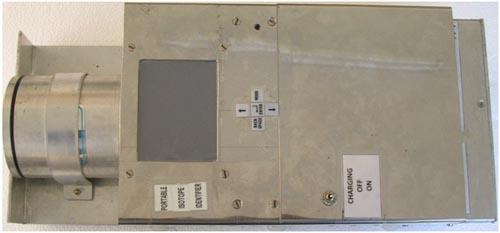 "Portable Isotope Identifier (3"" x 3"" NAI version)"