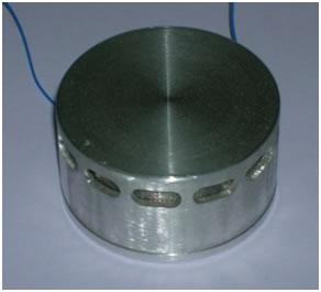 Sensor for on-site monitoring