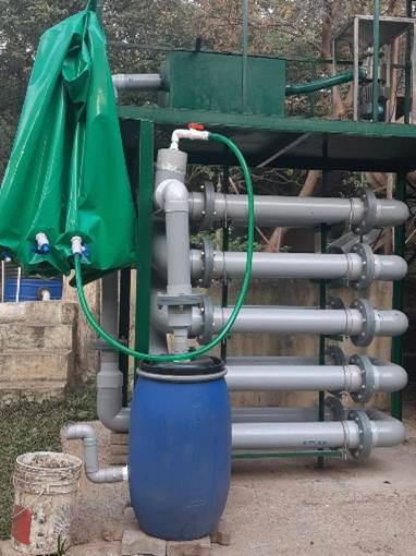Biodegradable waste converter-Shesha