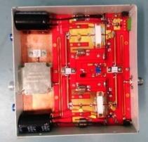 RF amplifier module at 325 MHz
