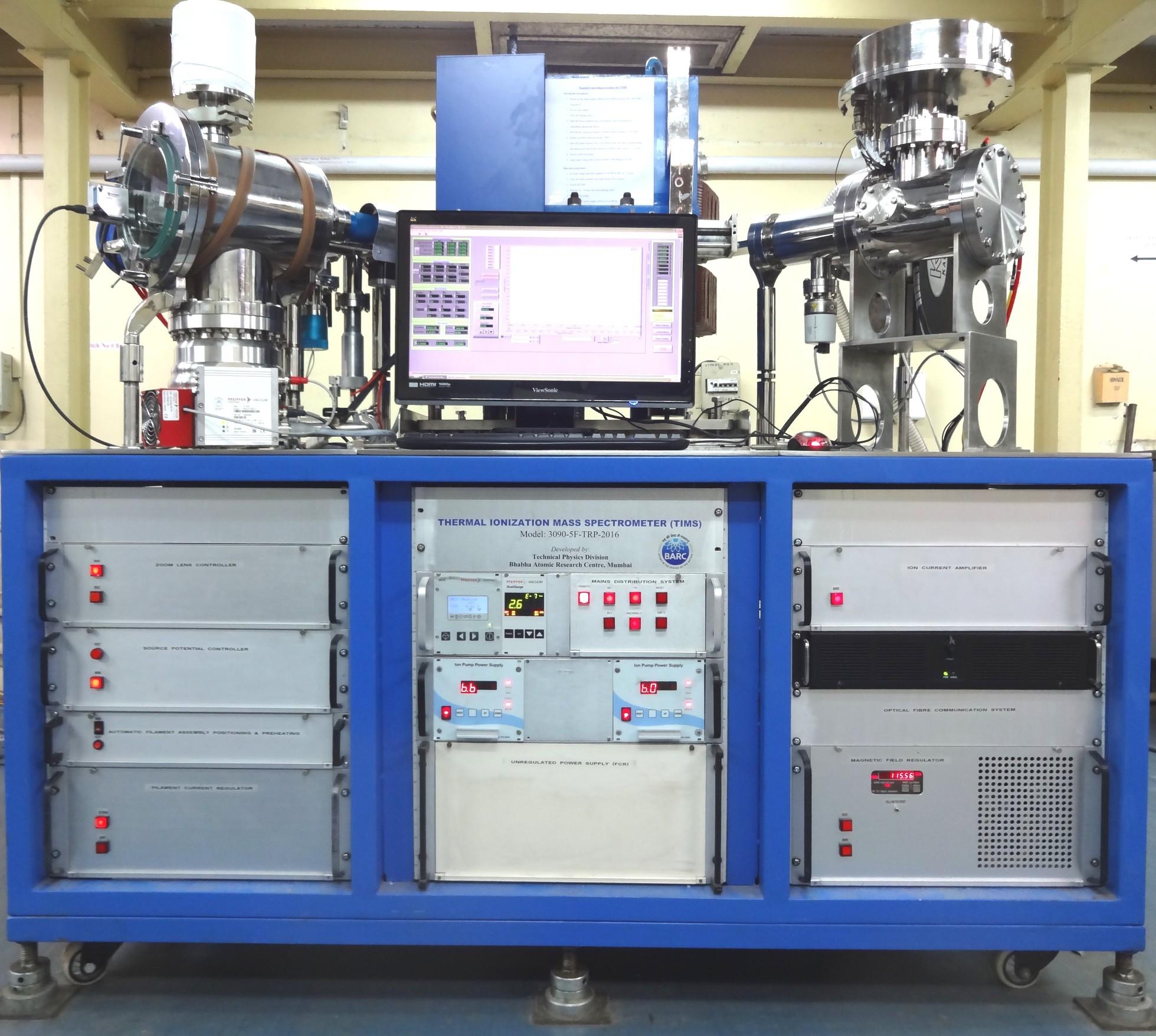 Thermal Ionization Mass Spectrometer